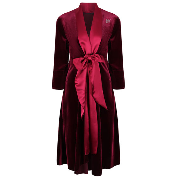 stella – size 2 – damson and red